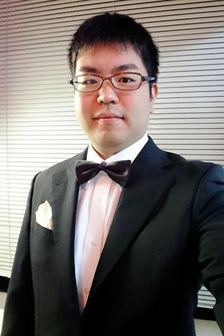 ピアノ講師・金城凌