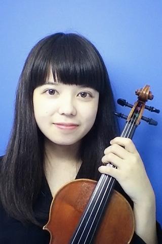 バイオリン講師・大城聖美